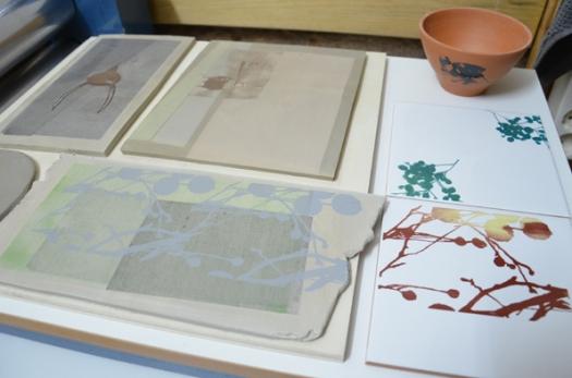 serigrafia ceramica curs estiu 2013 001
