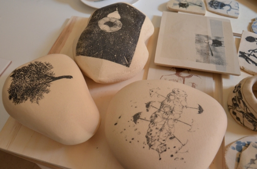 serigrafia ceramica curs estiu 2013 002